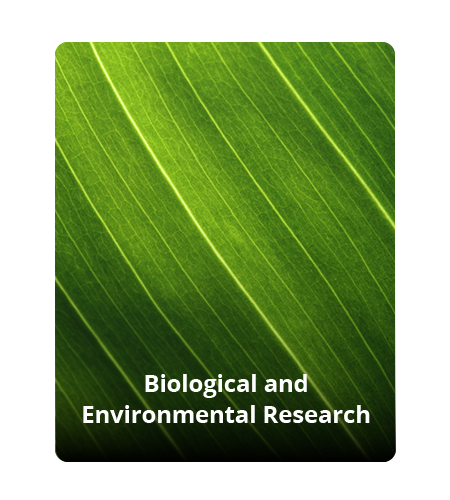 Visit Biological and Environmental Research